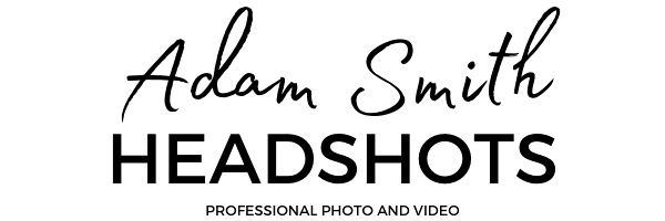 Adam Smith Headshots Logo